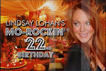 Lindsay skończyła 22 lata!