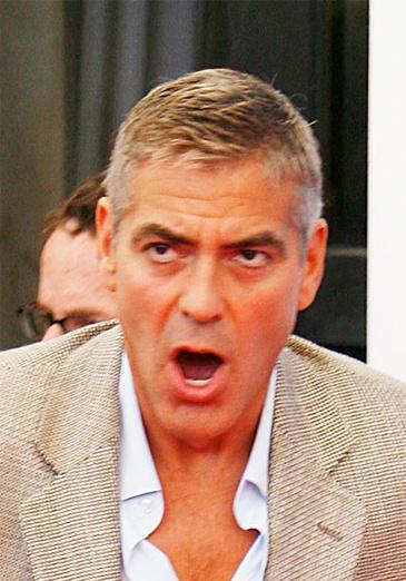 Clooney na zdjęciach z nagą 13-latką!