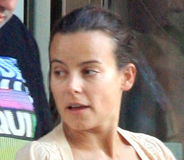 Ania Mucha bez makijażu (Zdjęcia)