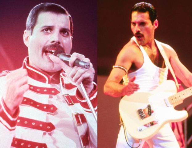 Dziś 20. rocznica śmierci Freddie'go Mercury'ego!